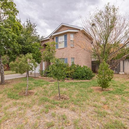 Rent this 4 bed house on 5014 Whitman Drive in Midland, TX 79705