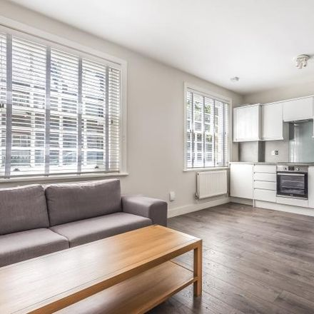Rent this 1 bed apartment on Merrow Street in London SE17, United Kingdom