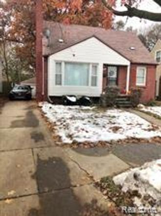 Rent this 3 bed house on Memorial Avenue in Detroit, MI 48228