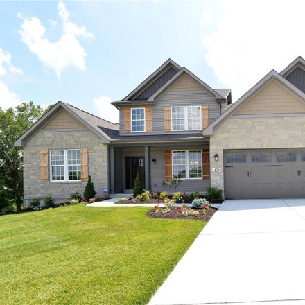 Rent this 4 bed house on 220 Mason Glen Drive in Lake Saint Louis, MO 63367