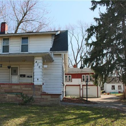 Rent this 5 bed duplex on 470 Columbus Street in Bedford, OH 44146