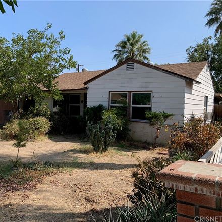 Rent this 2 bed house on 6828 Lubao Avenue in Los Angeles, CA 91306
