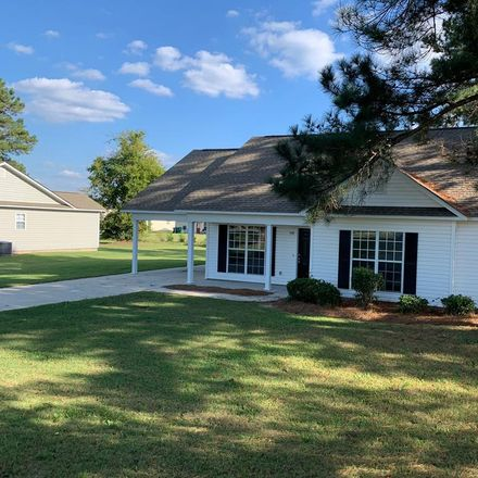 Rent this 3 bed house on 165 Dupont Drive in Aiken, SC 29801