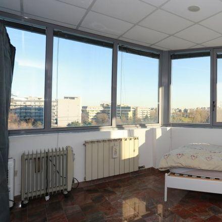 Rent this 4 bed apartment on Via Lorenzo Valla in 20141 Milan Milan, Italy