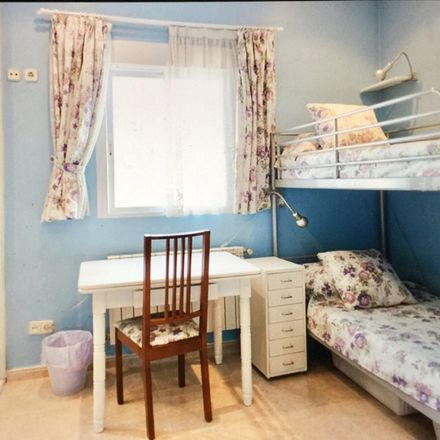 Rent this 2 bed room on Calle de Braojos in 28001 Madrid, Spain