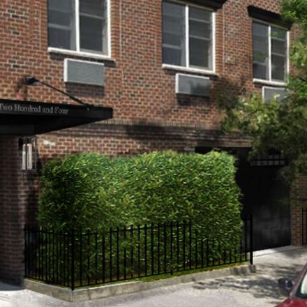 Rent this 2 bed apartment on 204 Grand Street in Hoboken, NJ 07030