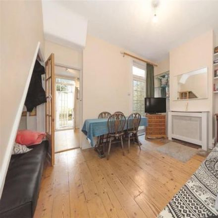 Rent this 3 bed house on Lainson Street in London SW18 5RU, United Kingdom