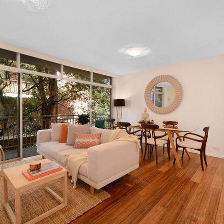 Rent this 3 bed apartment on 1/56 Chaleyer Street