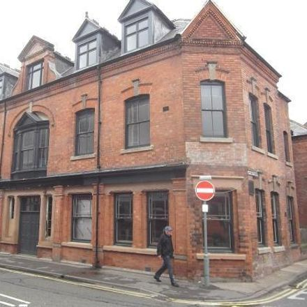 Rent this 1 bed apartment on Tax Assist Accountants in 9 High Street, Long Eaton NG10 1HY