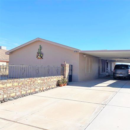 Rent this 4 bed house on 3781 S Salida del Sol in Yuma, AZ