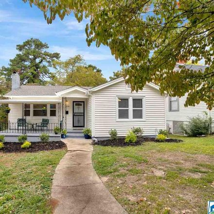 Rent this 3 bed house on 9th Avenue in Birmingham, AL 35224