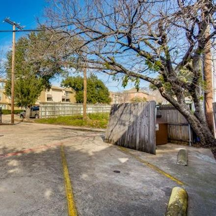 Rent this 1 bed apartment on 4322 Bowser Avenue in Highland Park, TX 75219