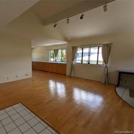 Rent this 3 bed duplex on 2144 Kanealii Avenue in Honolulu, HI 96813