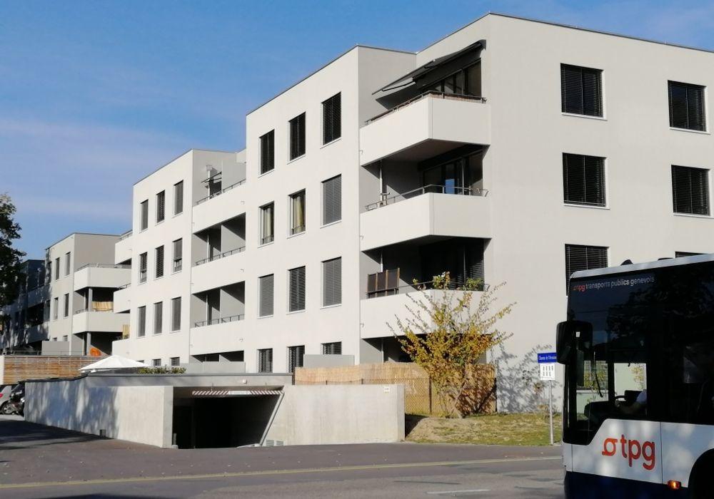 Apartment at Geneva, Switzerland | For rent #4550126 ...