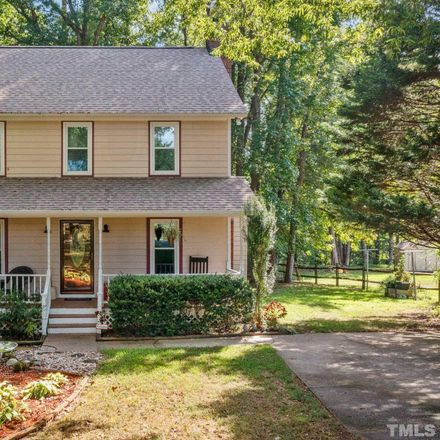 Rent this 3 bed house on Bridle Trl in Youngsville, NC