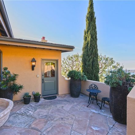 Rent this 3 bed house on 2210 Crestview Drive in Laguna Beach, CA 92651