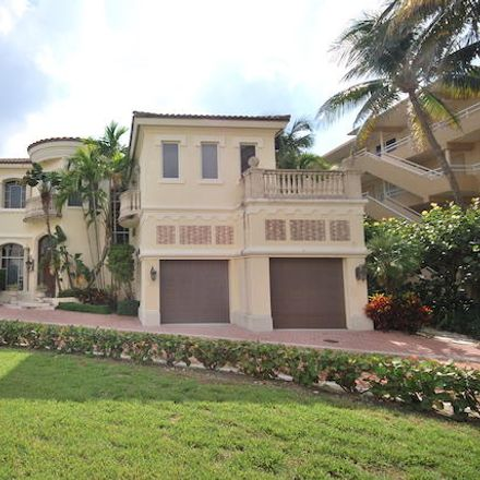Rent this 5 bed house on S Ocean Aly in Boca Raton, FL
