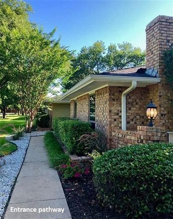 Rent this 3 bed house on 512 Oakcrest Dr in Coppell, TX