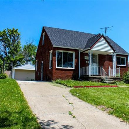 Rent this 3 bed house on 1497 Colonial Drive in Inkster, MI 48141
