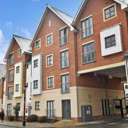 Rent this 2 bed apartment on St James's Street in Portsmouth PO1 3AP, United Kingdom