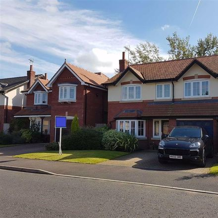 Rent this 4 bed house on 24 Kingsbury Drive in Dean Row SK9 2GU, United Kingdom