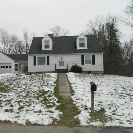 Rent this 3 bed house on 6 Sunset Avenue in Town of North Greenbush, NY 12180