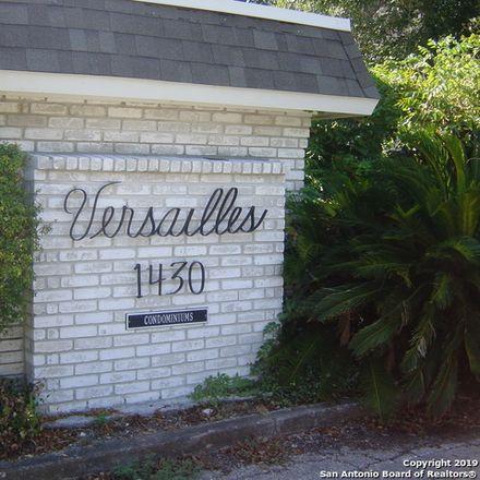 Rent this 2 bed condo on 1430 Nacogdoches Road in San Antonio, TX 78209