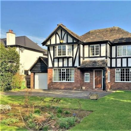 Rent this 4 bed house on 3 Holly Road North in Wilmslow SK9 1ND, United Kingdom