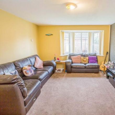 Rent this 3 bed house on Clover Drive in Meadowbank, CW7 2DF