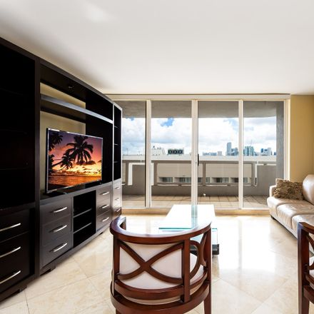 Rent this 1 bed apartment on Doubletree by Hilton Grand Hotel Biscayne Bay in North Bayshore Drive, Miami