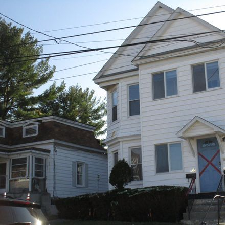 Rent this 4 bed townhouse on 718 Salina Street in Schenectady, NY 12308