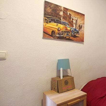 Rent this 3 bed room on Calle de Cartaya in 28001 Madrid, Spain