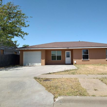 Rent this 3 bed apartment on 202 West Estes Avenue in Midland, TX 79701