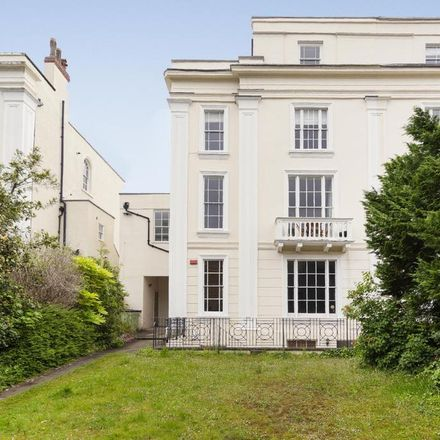 Rent this 1 bed apartment on 13 Oakfield Road in Bristol BS8, United Kingdom