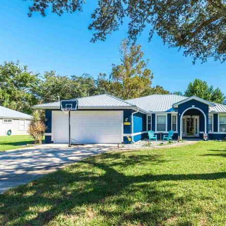 Rent this 3 bed house on Bonita Rd in Saint Augustine, FL