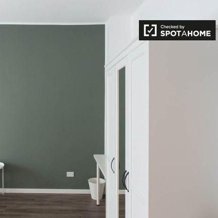 Rent this 3 bed apartment on Via Angelo Inganni in 20147 Milan Milan, Italy