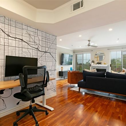 Rent this 2 bed condo on 801 Pine Avenue in Long Beach, CA 90813