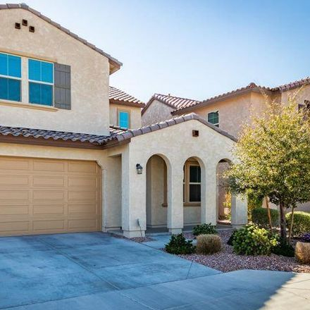 Rent this 4 bed house on West Desert Moon Way in Peoria, AZ 85383-3223