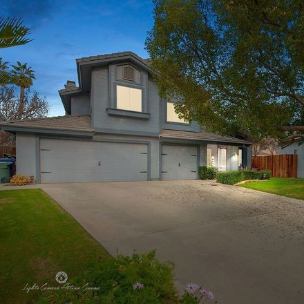 Rent this 4 bed house on 3708 Tracey Court in Bakersfield, CA 93311