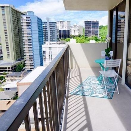 Rent this 1 bed condo on 1201 Wilder in 1201 Wilder Avenue, Honolulu