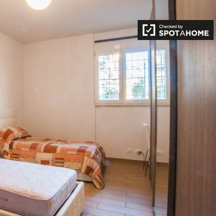 Rent this 2 bed apartment on Via di Orti Poli in 00173 Rome RM, Italy