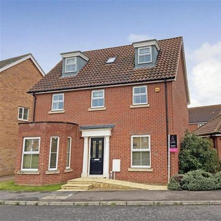 Rent this 5 bed house on Barleycon Way in West Suffolk IP28 8YQ, United Kingdom