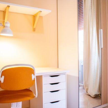 Rent this 4 bed apartment on Belleville in Via Guglielmo Albimonte, 00176 Rome Roma Capitale