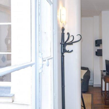 Rent this 1 bed apartment on 10 Rue Sainte-Croix de la Bretonnerie in 75004 Paris, France