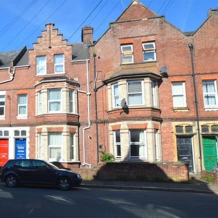 Rent this 1 bed apartment on 14 Haldon Road in Exeter EX4 4DZ, United Kingdom
