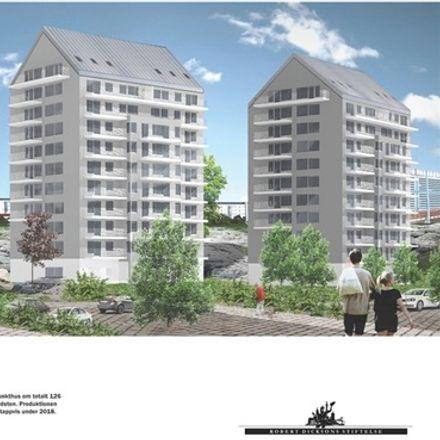 Rent this 2 bed apartment on Kryddhyllan in 424 38 Gothenburg, Sweden
