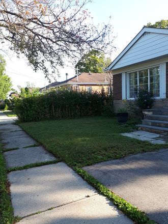 Rent this 1 bed house on Toronto in Wexford, ON
