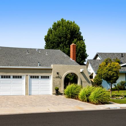 Rent this 5 bed house on 6581 Rennrick Circle in Huntington Beach, CA 92647