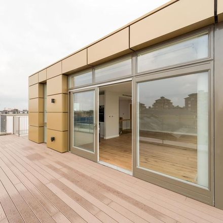Rent this 3 bed apartment on ARK Atwood Primary Academy in Amberley Road, London W9