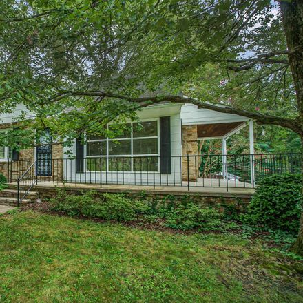 Rent this 4 bed house on 1905 Hillcrest Road in Lochearn, MD 21207